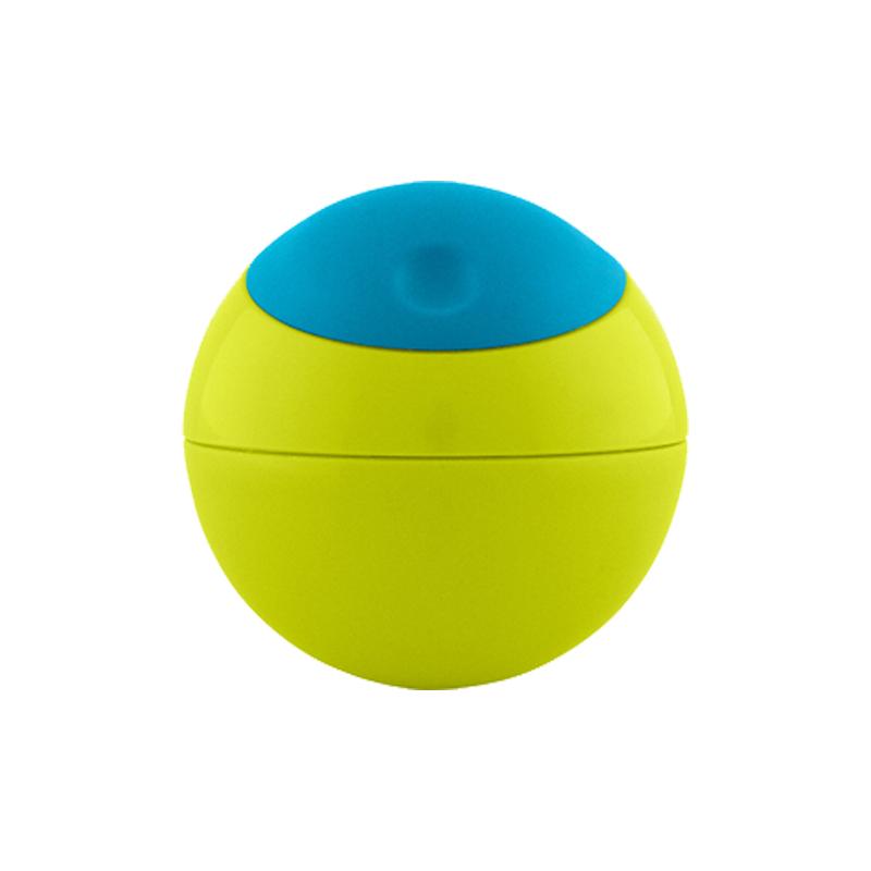 Boon啵儿 球形防洒零食罐盒  蓝色/绿色24