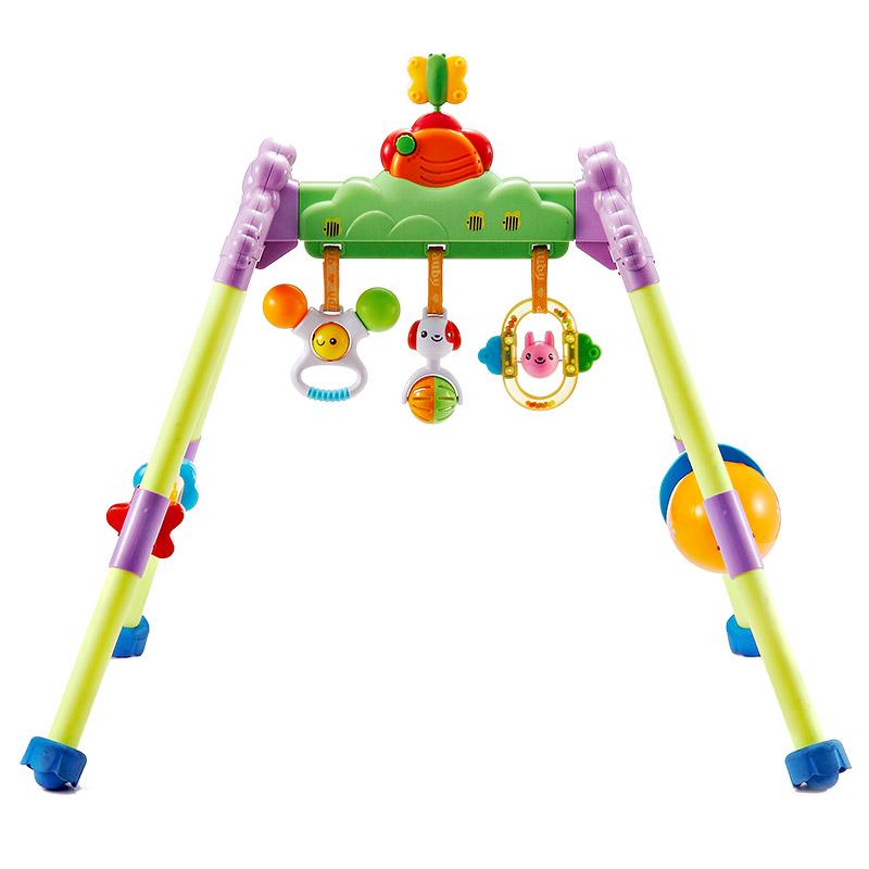澳贝(Auby)音乐健身架运动系列培养宝宝乐感宝宝学步行好伙伴
