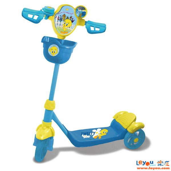雅培--赠品儿童滑板车