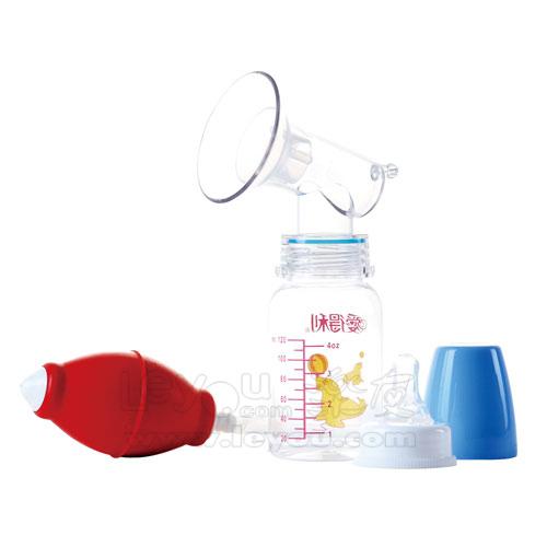 爱得利--可集液式吸奶器