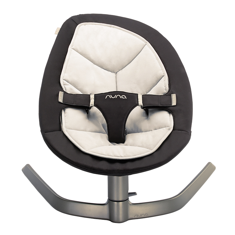 Nuna摇摇椅-黑白 新款