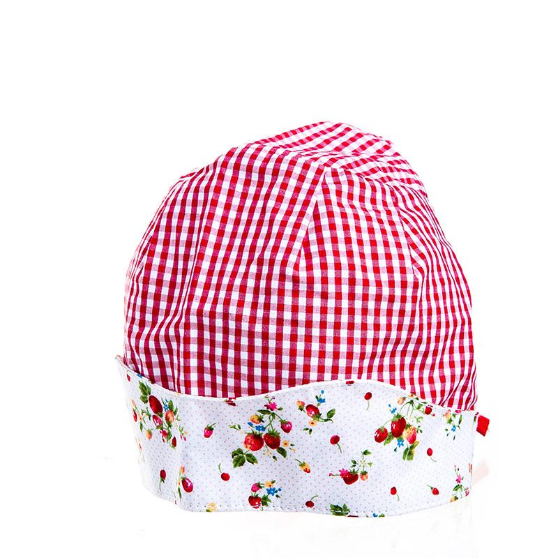 歌瑞凯儿(童配)--花边公主帽GK141-002A粉44码个