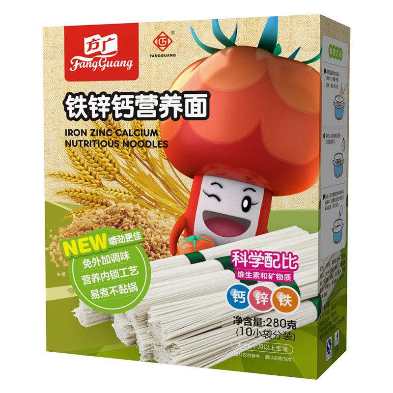 方广铁锌钙营养面6个月以上280g