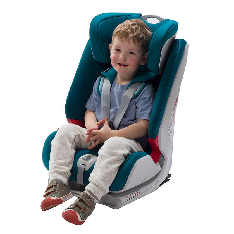 宝贝第一(Babyfirst)儿童安全座椅宝宝座椅海王盾舰队宝塔蓝