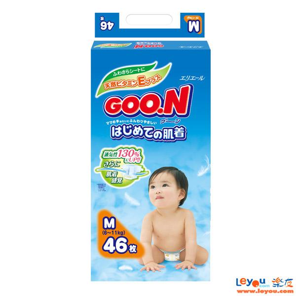 GOO.N--维E系列纸尿裤M46片
