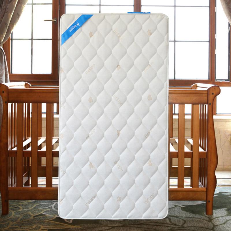 贝乐堡高档杜邦防水婴儿床专用环保床垫