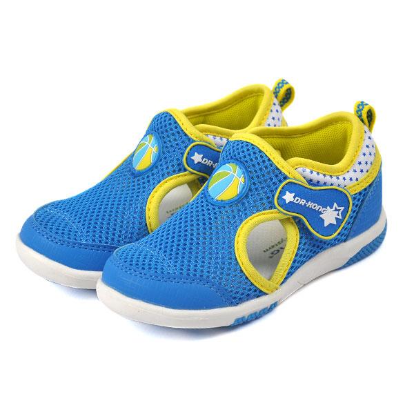 江博士(新)--BB学步鞋B143104蓝22码双
