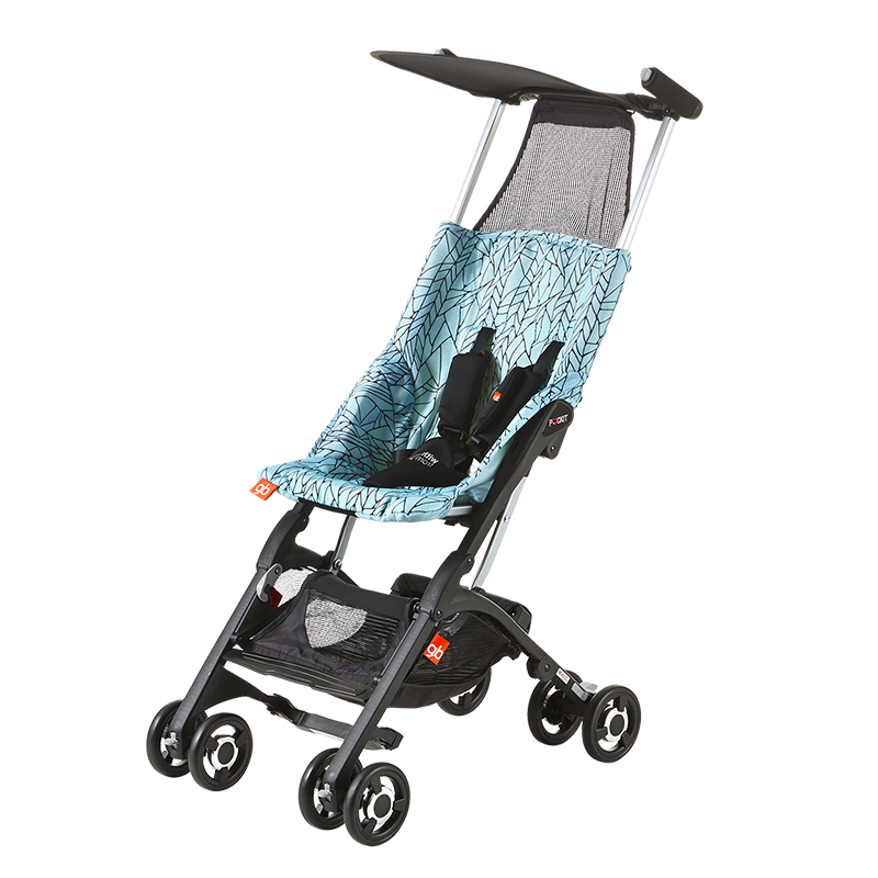 好孩子(gb)-D666-A-N209BB便携式婴儿口袋车