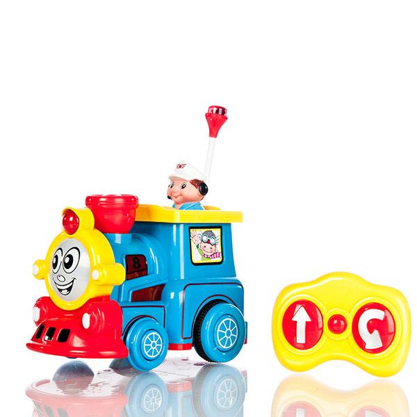 贝乐星遥控音乐火车电动托马斯火车儿童益智早教玩具