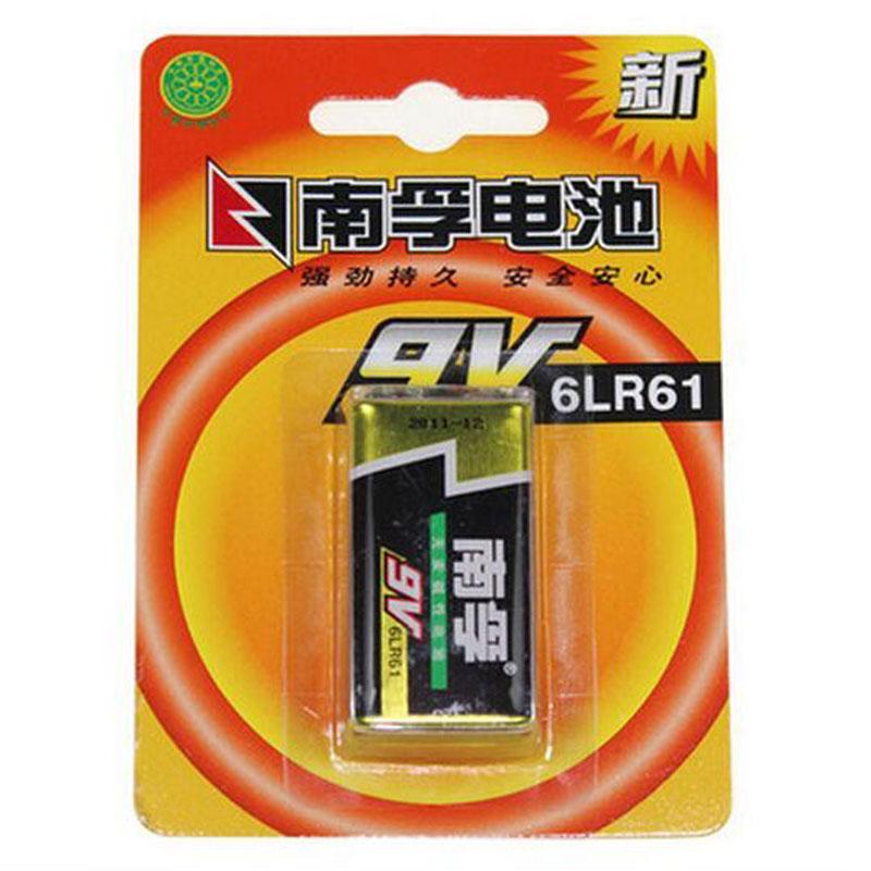 南孚9伏电池(1粒装)