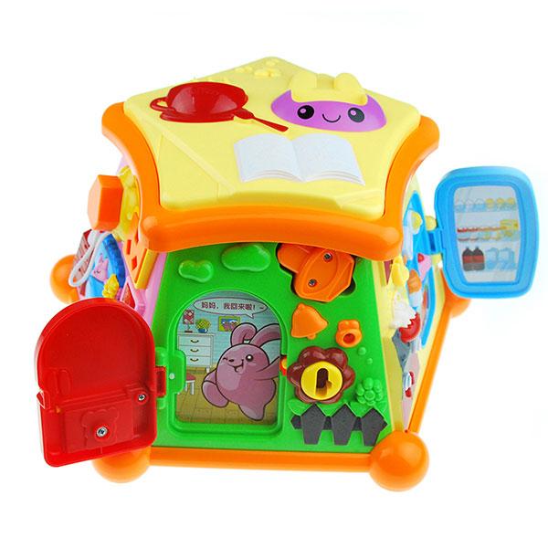 澳贝(Auby)宝宝生活体验馆多功能玩具早教宝宝游戏台