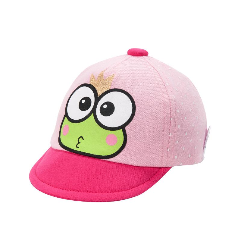 歌瑞家女童粉色棒球帽