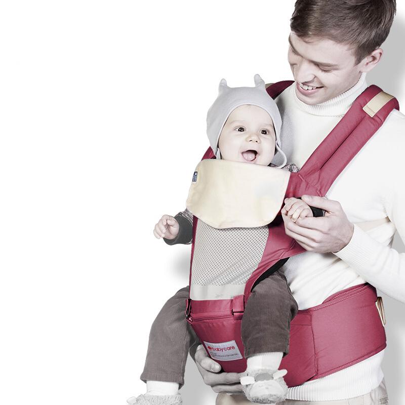 babycare婴儿背带9820夏季红1个装