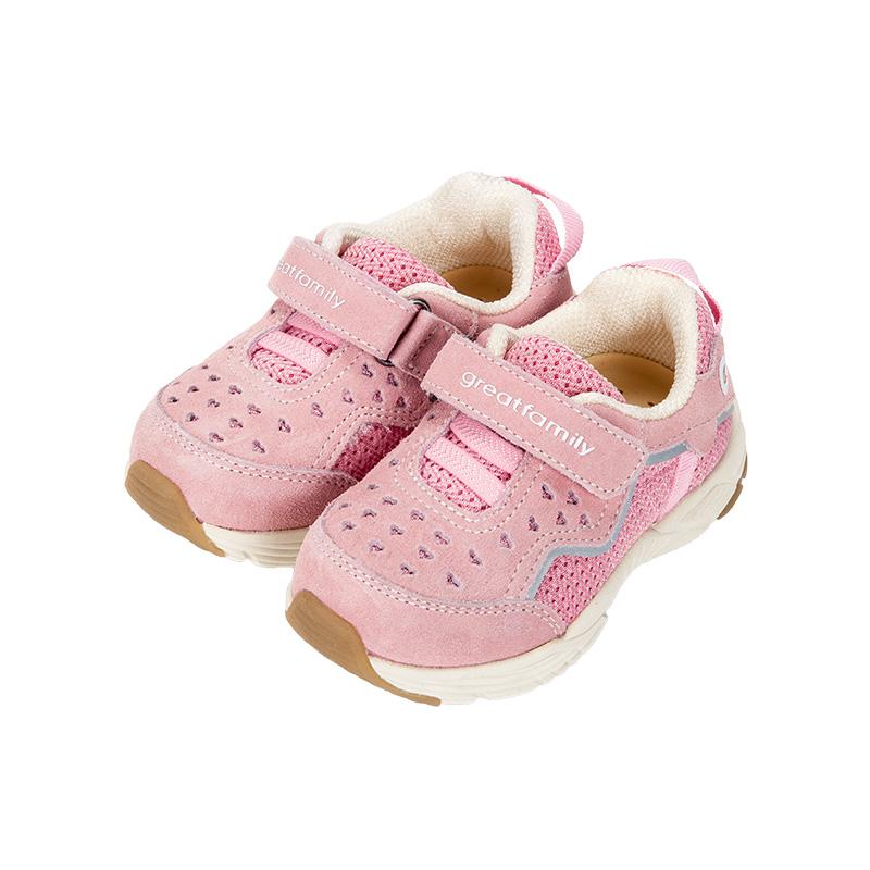 歌瑞家女婴机能鞋粉