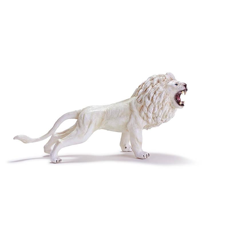 RECUR白狮子