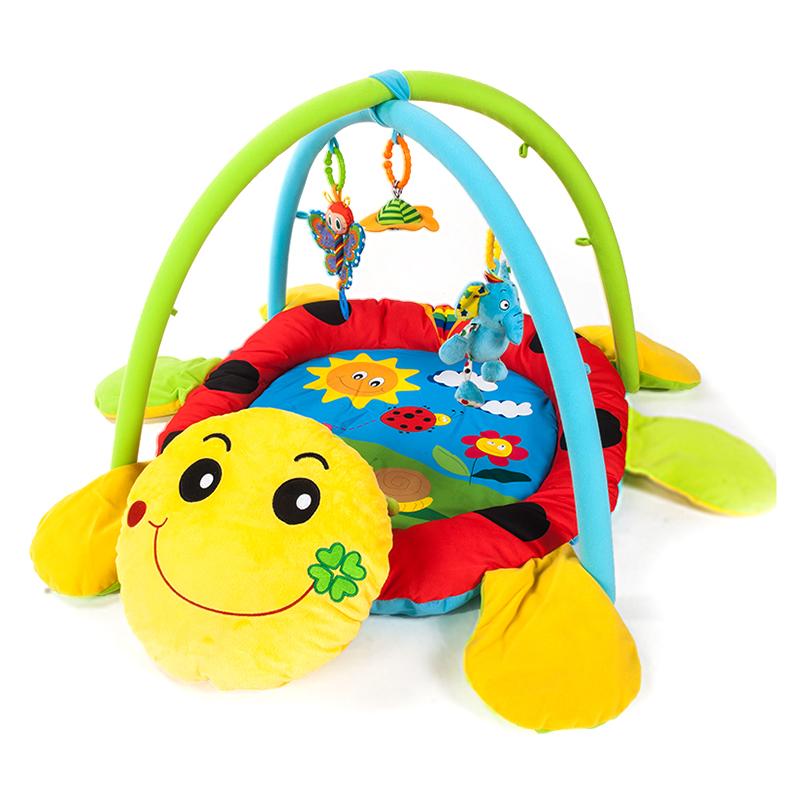 字母--甲虫毡益智毛绒玩具