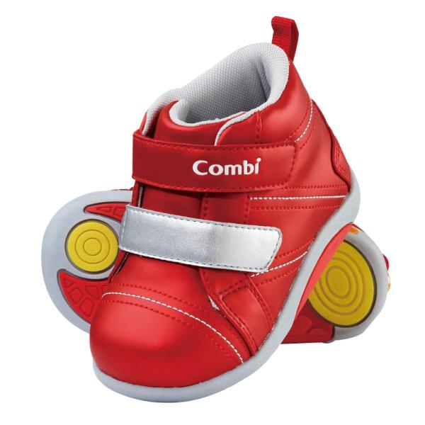 康贝--机能休闲靴(红-13)