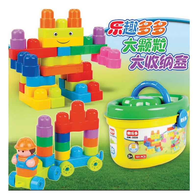 奥乐多-百变积木玩具