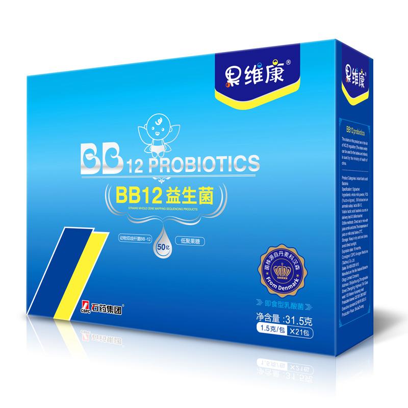 果维康BB12益生菌31.5克(1.5克*21包)