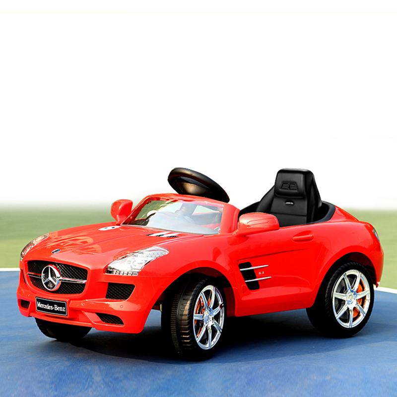智乐堡梅赛德斯-奔驰 正版授权 红色