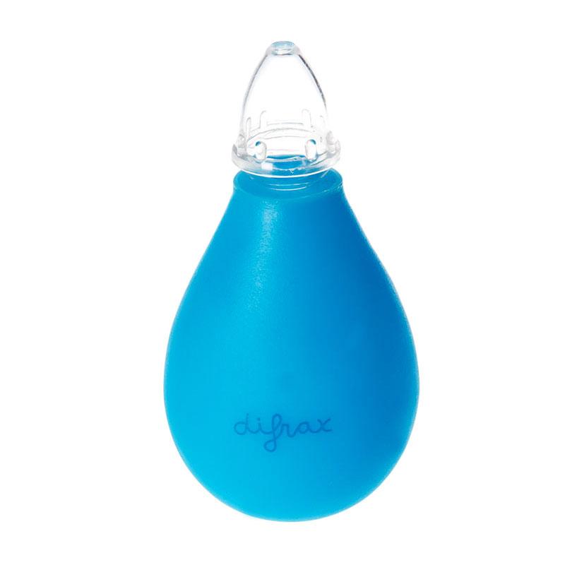 迪福Difrax荷兰进口宝宝吸鼻器蓝色