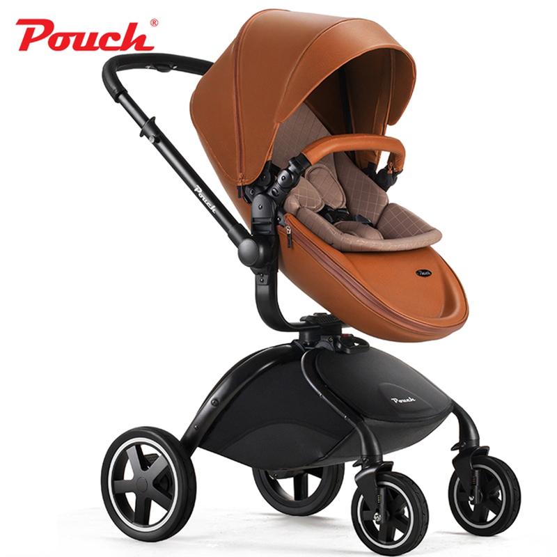 Pouch婴儿车(艾格)EGG+睡篮F90