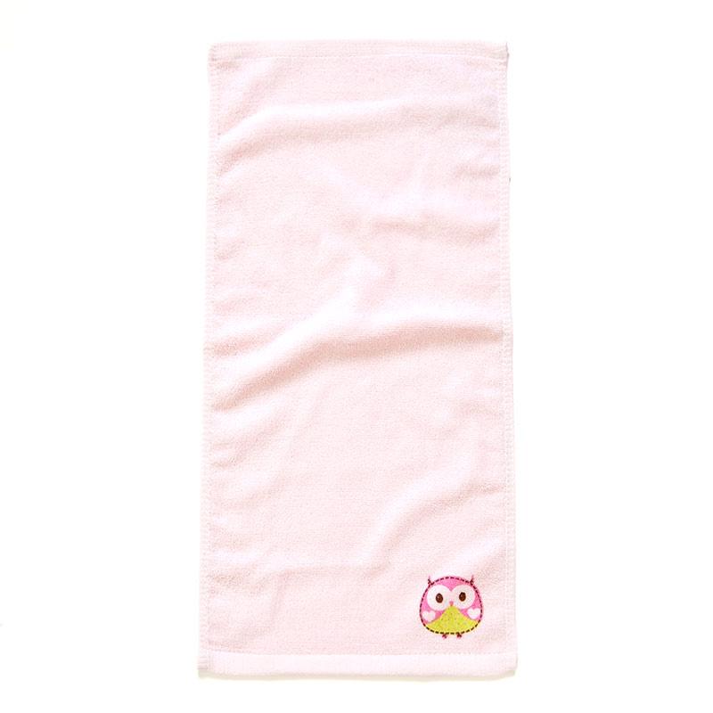 歌瑞贝儿(新)--竹纤维印花面巾GB140-052CU粉混码