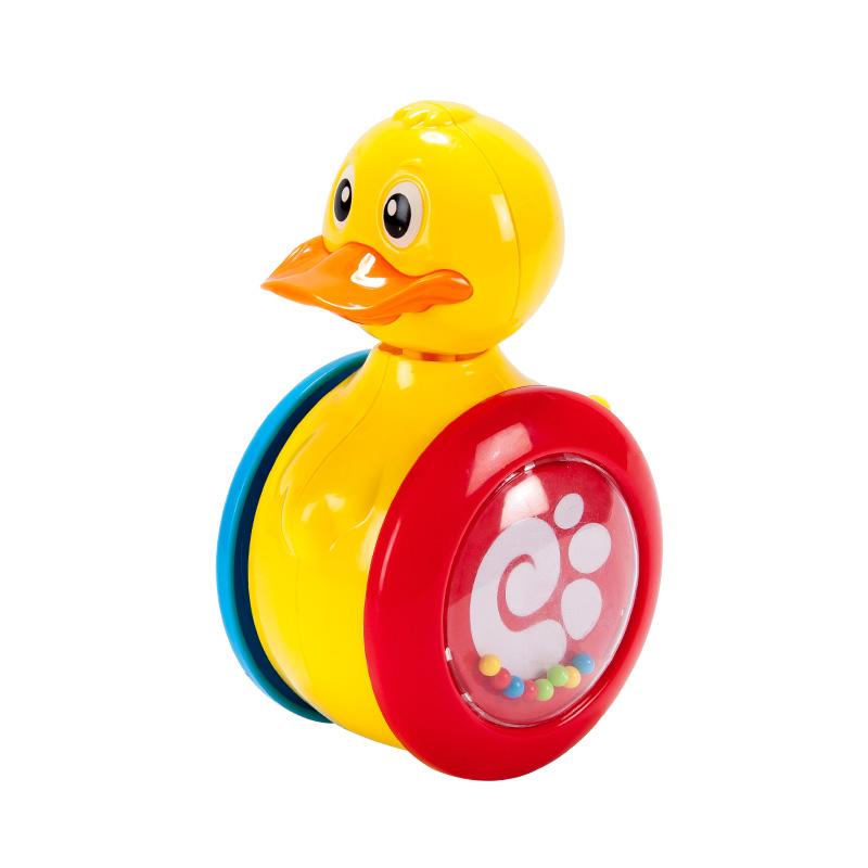 字母婴幼儿益智趣味玩具小鸭婴童玩具
