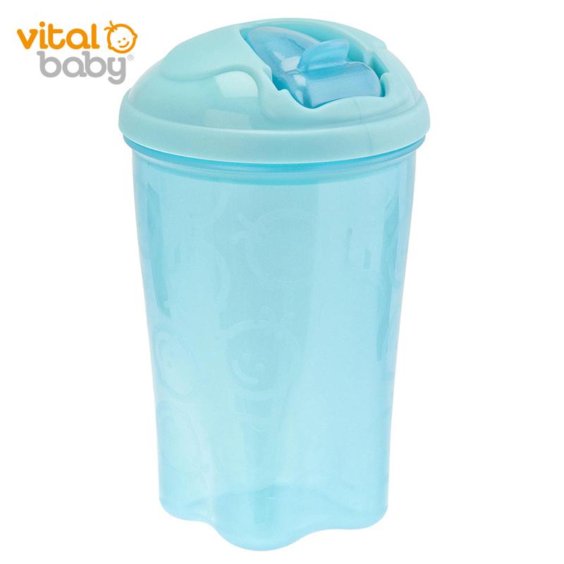 韦特儿Vital基础三阶段普通水杯200ml安全PP材质不含双酚A
