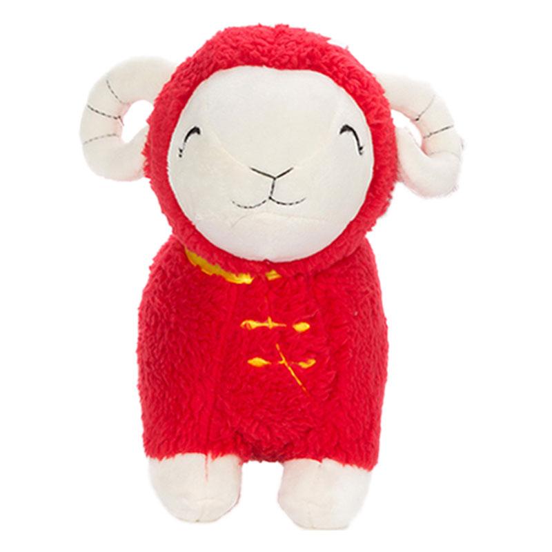 澳捷尔9吉祥如意羊材质优良外观卡通