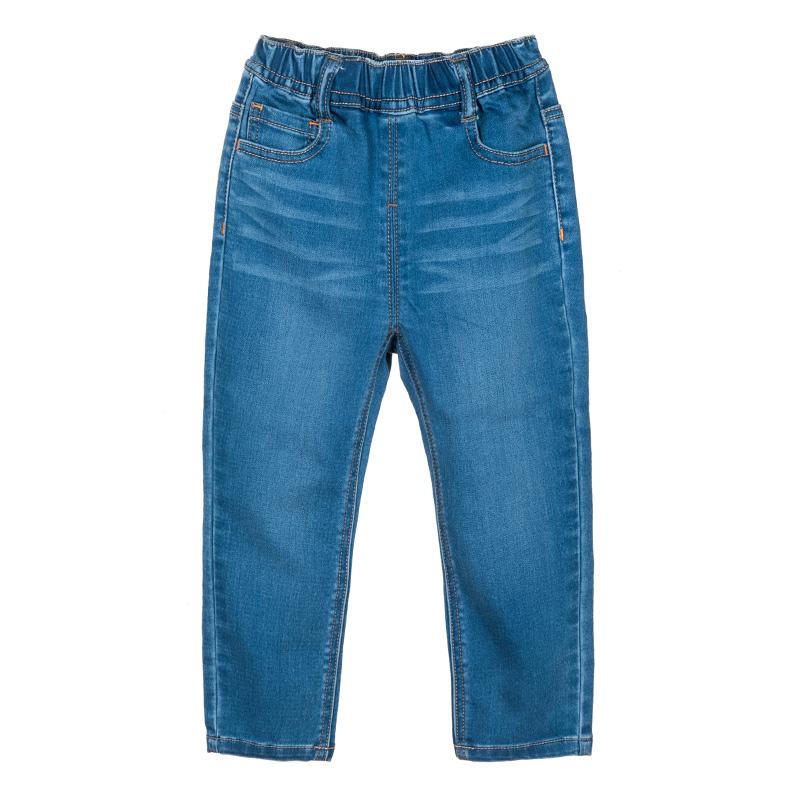 歌瑞家greatfamilyA类男童牛仔长裤两色可选
