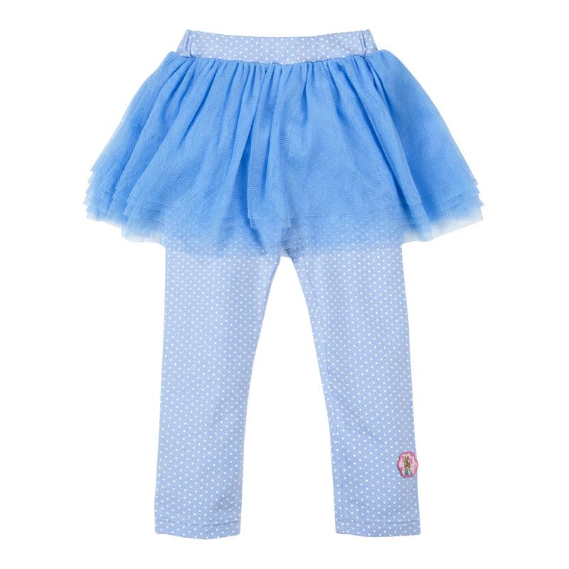 歌瑞家(比得兔)A类女童花色打底裙裤