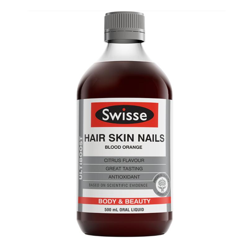 Swisse--血橙饮料500毫升(新口味)
