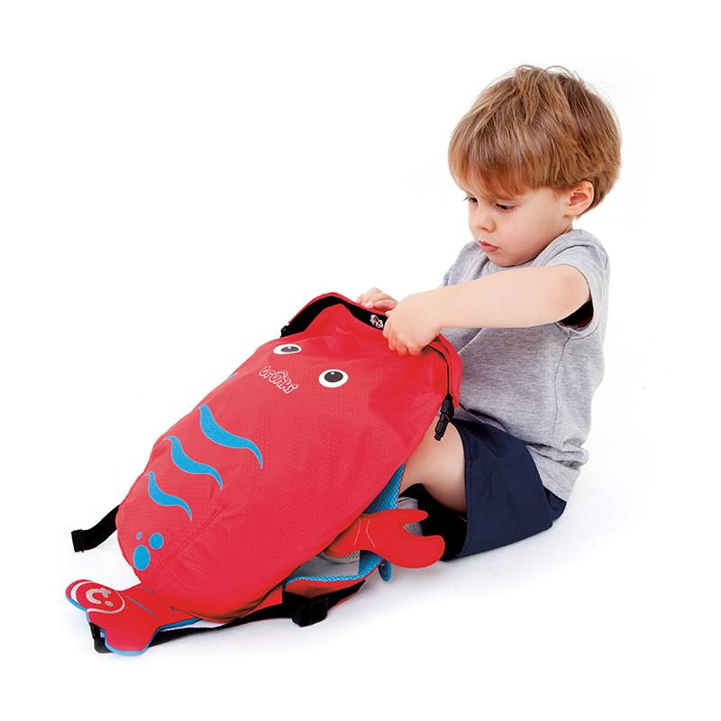 【乐海淘】英国Trunki防水背包-细码(2-6岁)-大龙虾香港直邮