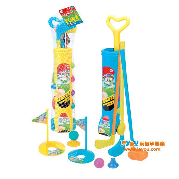 Aojie乐趣网袋高尔夫车 儿童益智玩具