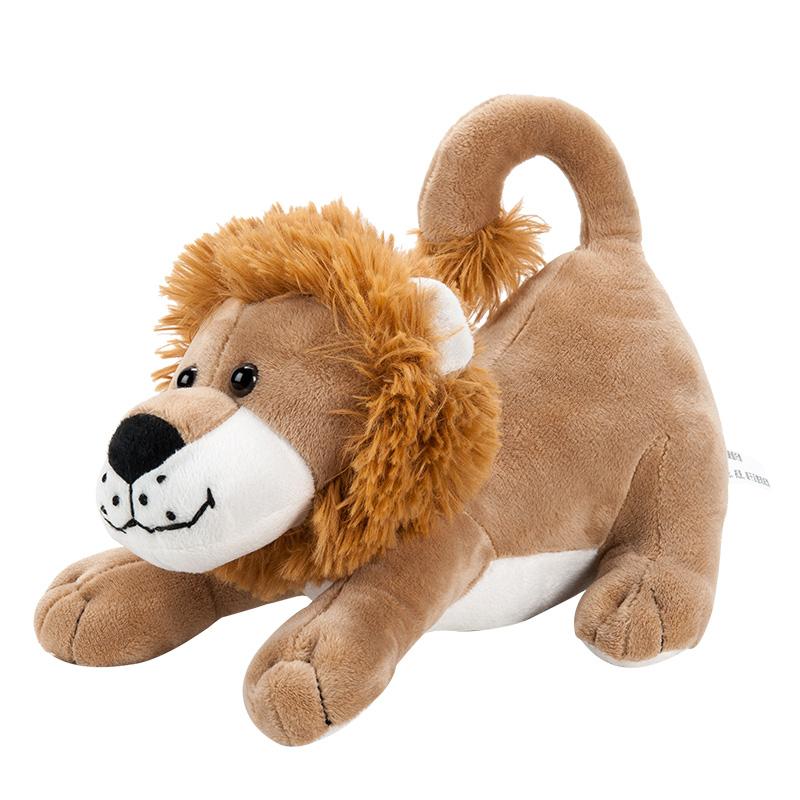 字母(毛绒)-狮子