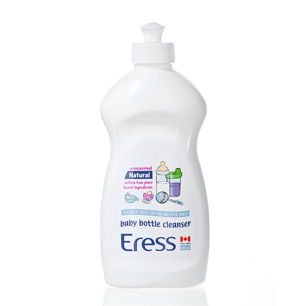 伊瑞丝Eress加拿大进口奶瓶清洗剂350ml