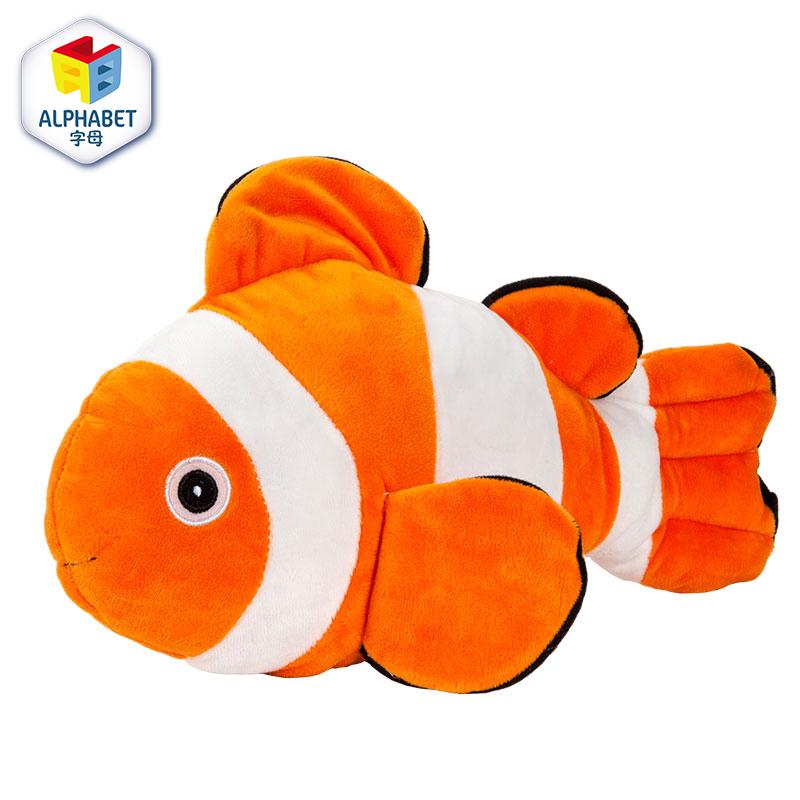 字母(ALPHABET)-小丑鱼(38cm)