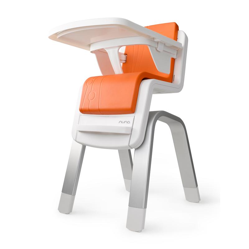 Nuna餐椅橙