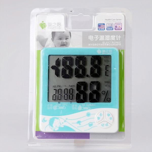 婴之侣电子温湿度计