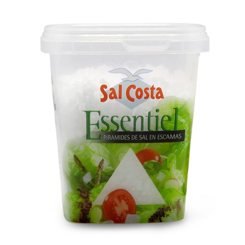 萨尔科斯塔-地中海精制片状盐175g