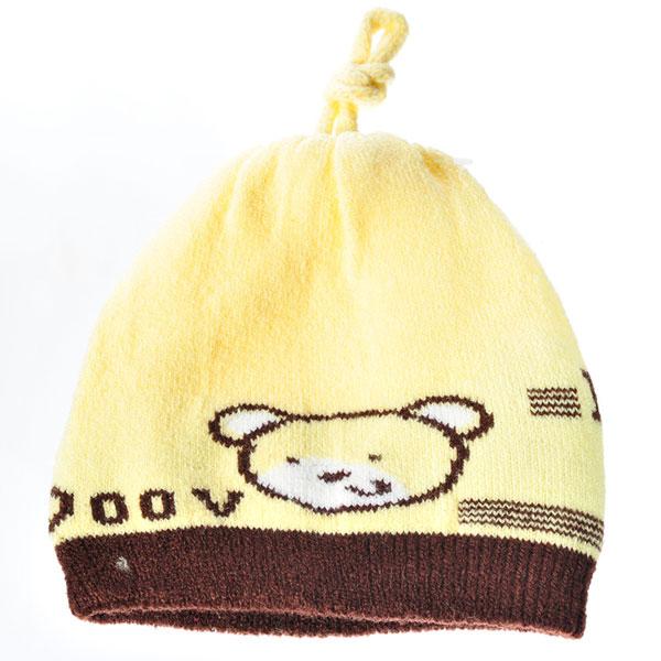 喔呢贝贝--尾巴小熊帽(混色-混码)