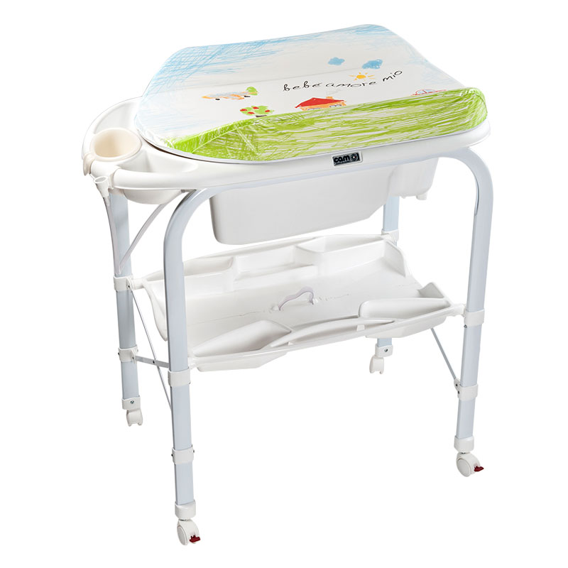 CAM(意大利)原装进口婴儿多功能护理台