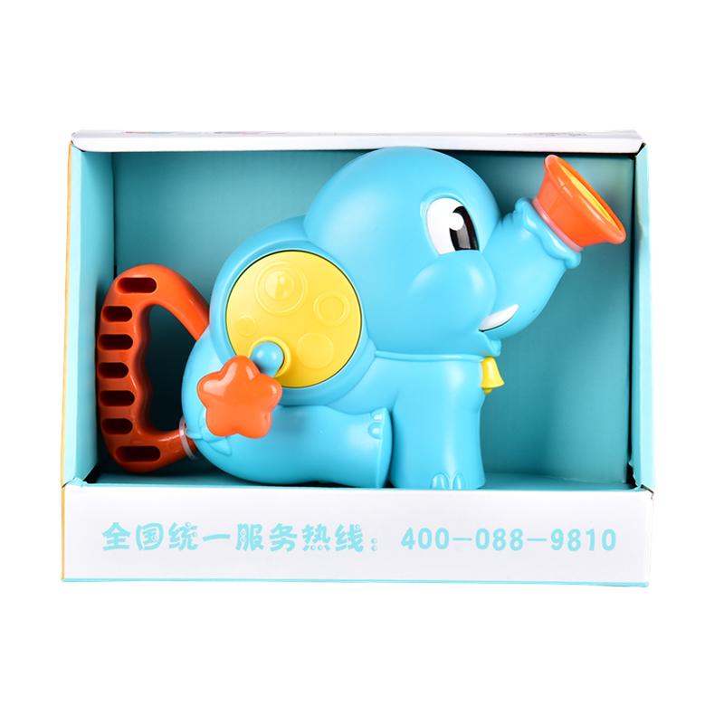 马博士(L)--小象抽水泵-蓝色1个/盒