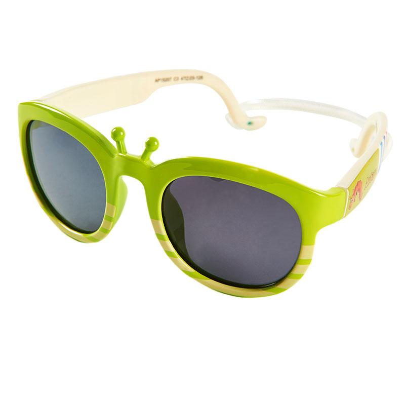 安比卡通毛毛虫儿童太阳眼镜