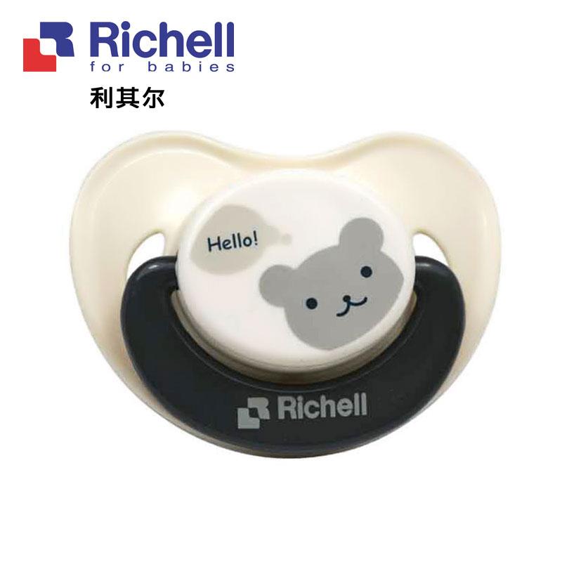 利其尔Richell 婴儿安抚奶嘴 8个月后用
