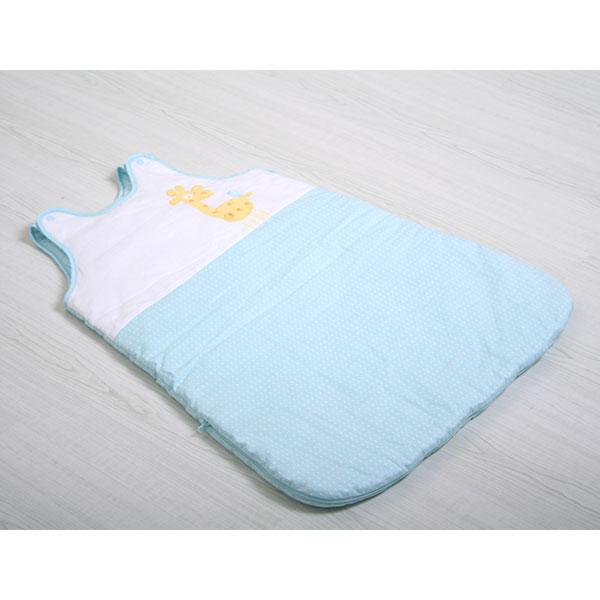 歌瑞贝儿(新)--丛林驿站小号马甲睡袋GB130-087蓝小号