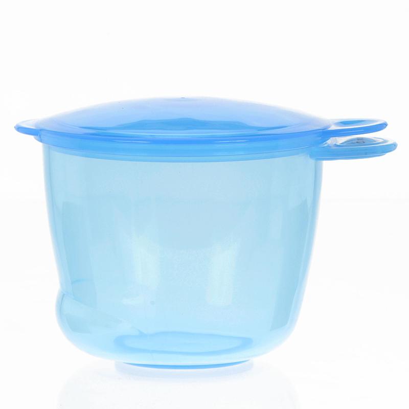 韦特儿Vital多功能食物储存罐4个装蓝色安全PP材质不含双酚A