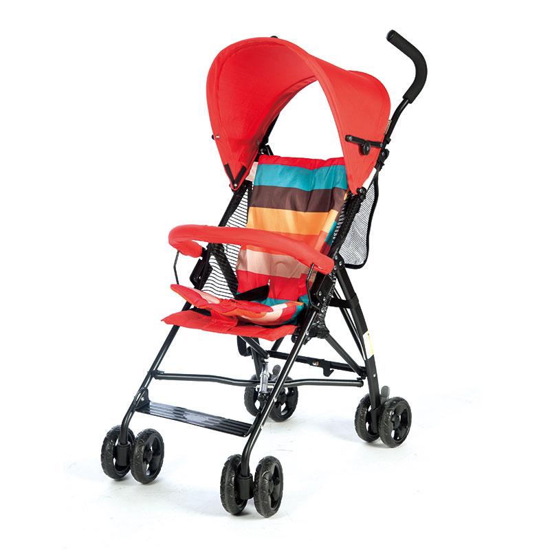 宜柏--儿童推车1025(红色)