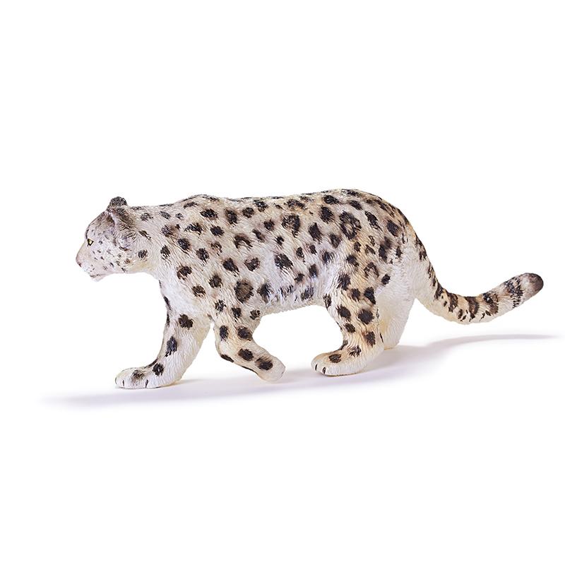 RECUR母雪豹